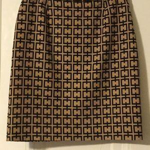 Vintage Harold's skirt!